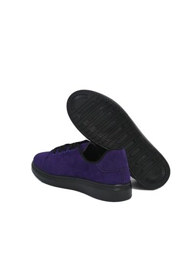 David Jones Spor Ayakkabı Mor